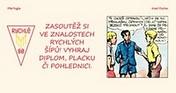 Skautská nadace J. Foglara: Kvíz hlášek z Rychlých šípů
