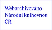 WebArchiv - archiv českého webu